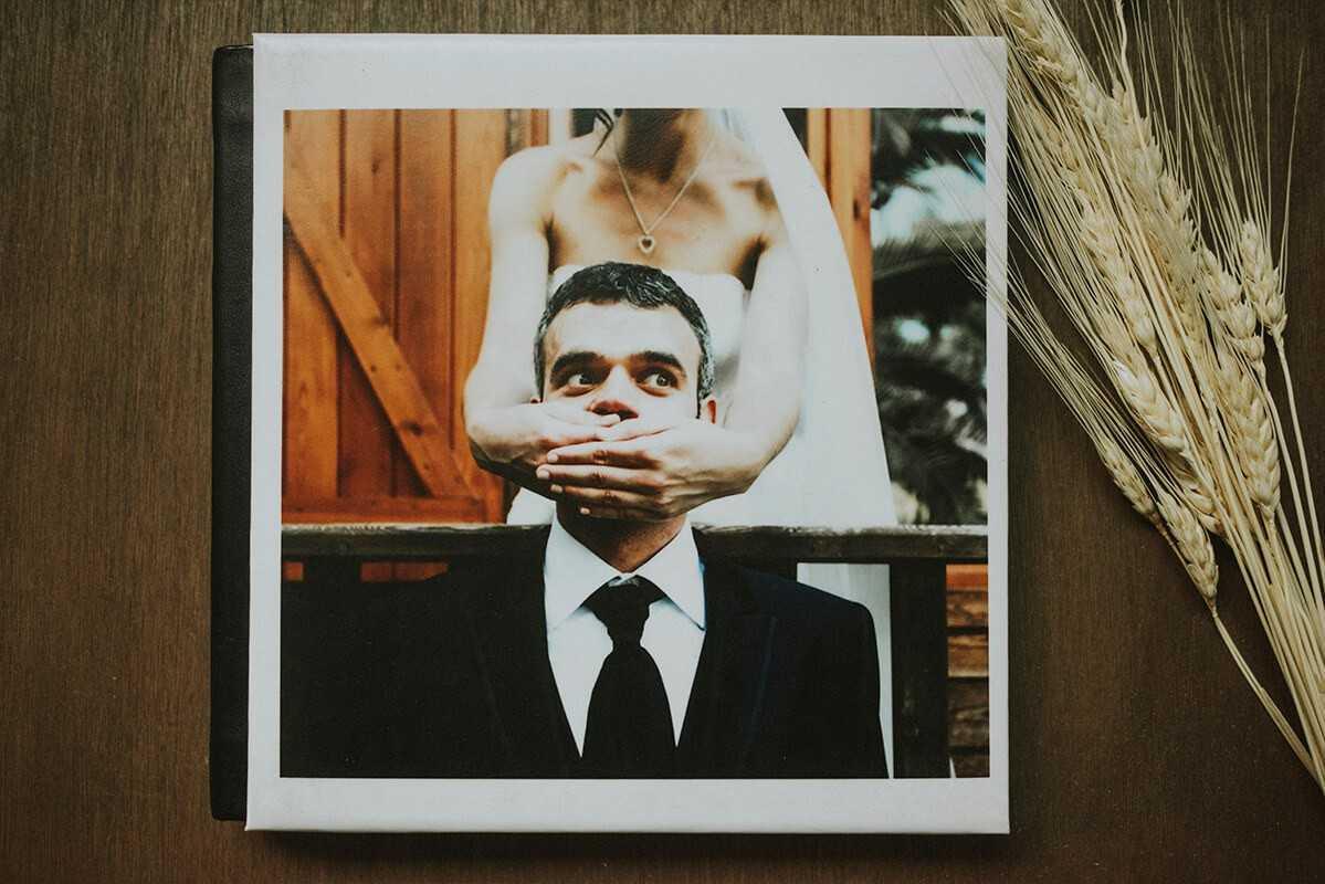 Photobook con portada Fotografica.