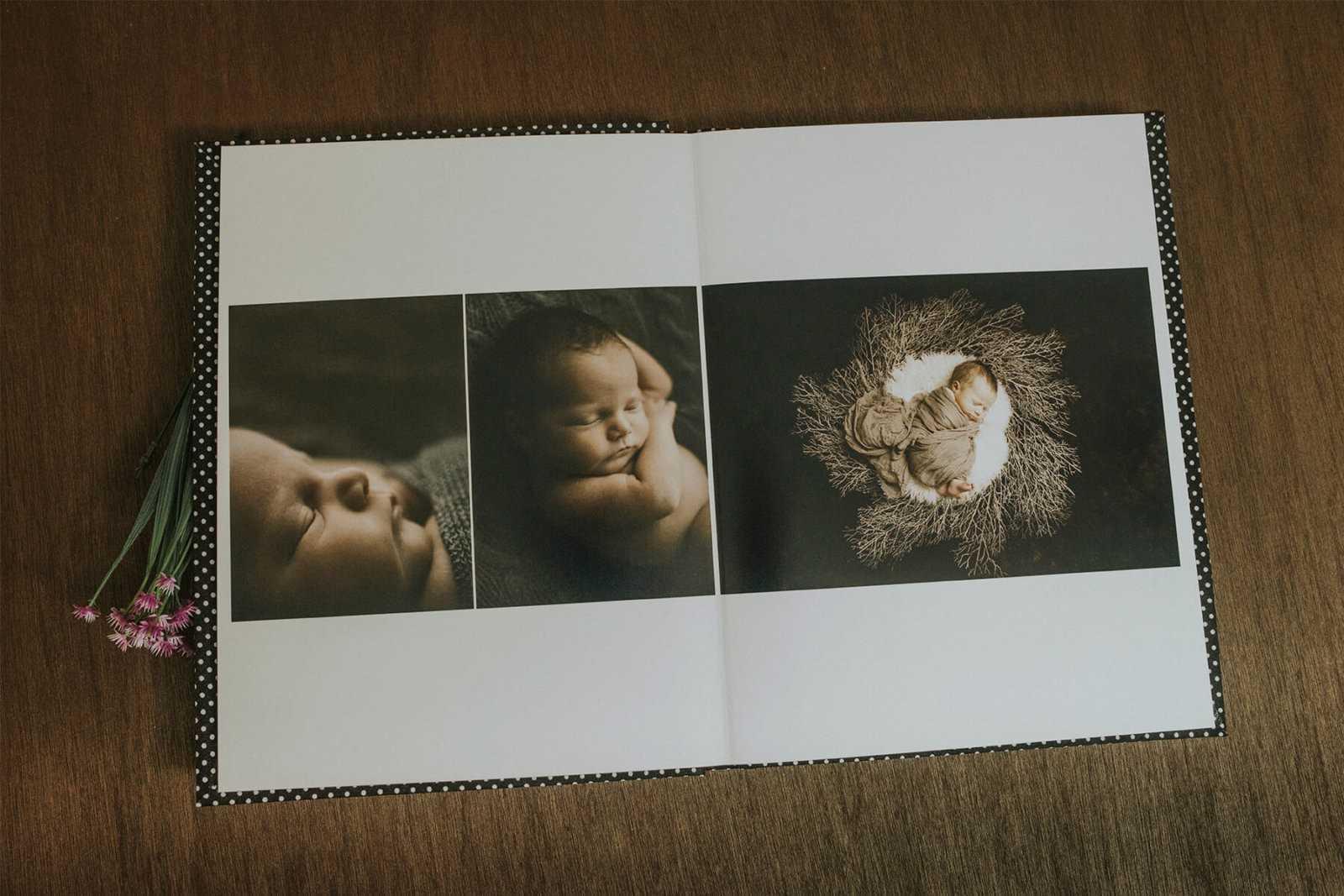 photobook newborn