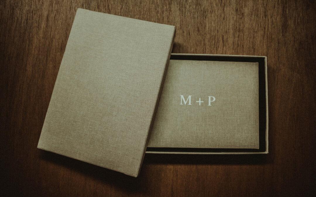 Packing Photobook y Caja.