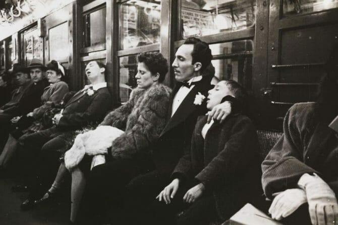 Las fotografías de Stanley Kubrick