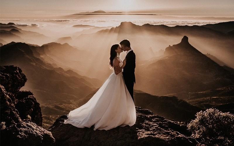 Las mejores fotografías de bodas a nivel mundial