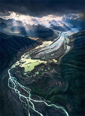Fotografías de paisaje a nivel mundial.