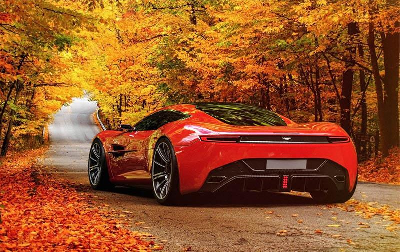 La belleza de las fotografías de autos