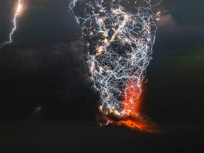Increíbles fotografías de tormentas eléctricas de Francisco Negroni