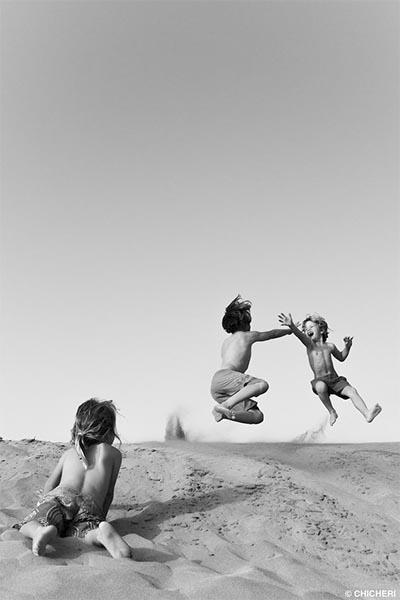 El arte de las Fotografías de niños