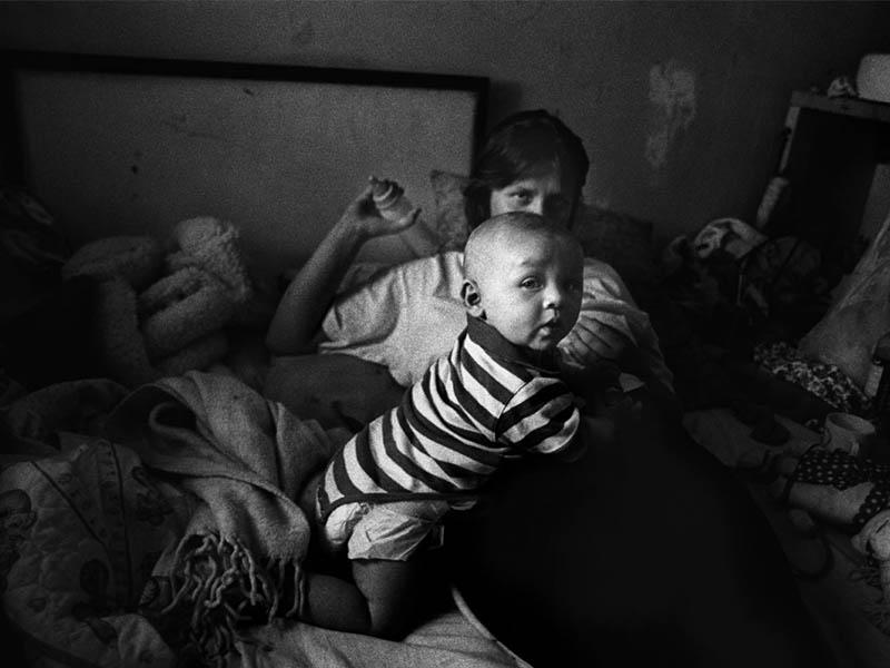 fotógrafa reportera gráfico Darcy Padilla