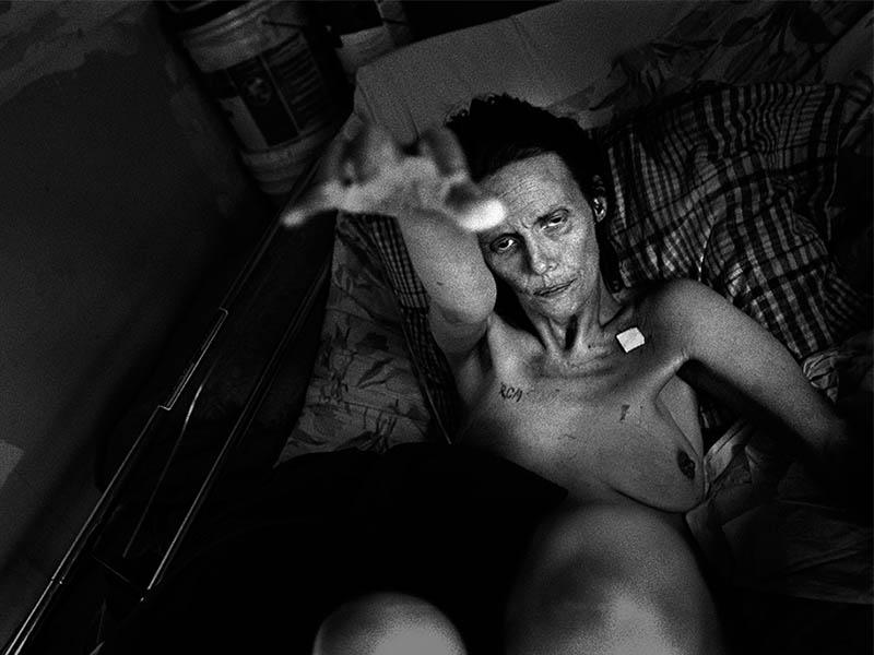 The Julie project de la fotógrafa reportera gráfico Darcy Padilla