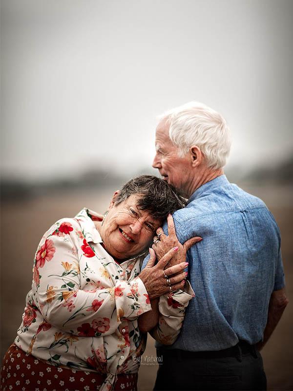 Fotografía de parejas mayores