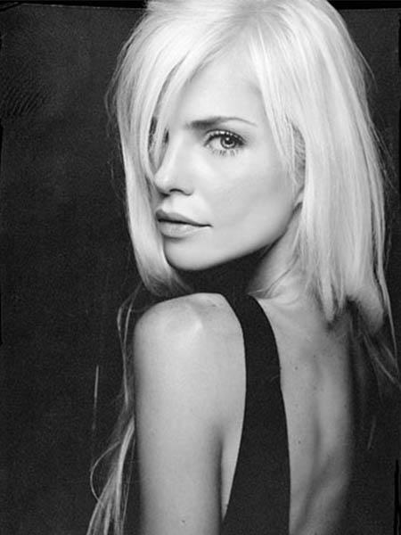 Retratos de belleza por el fotógrafo David Benoliel