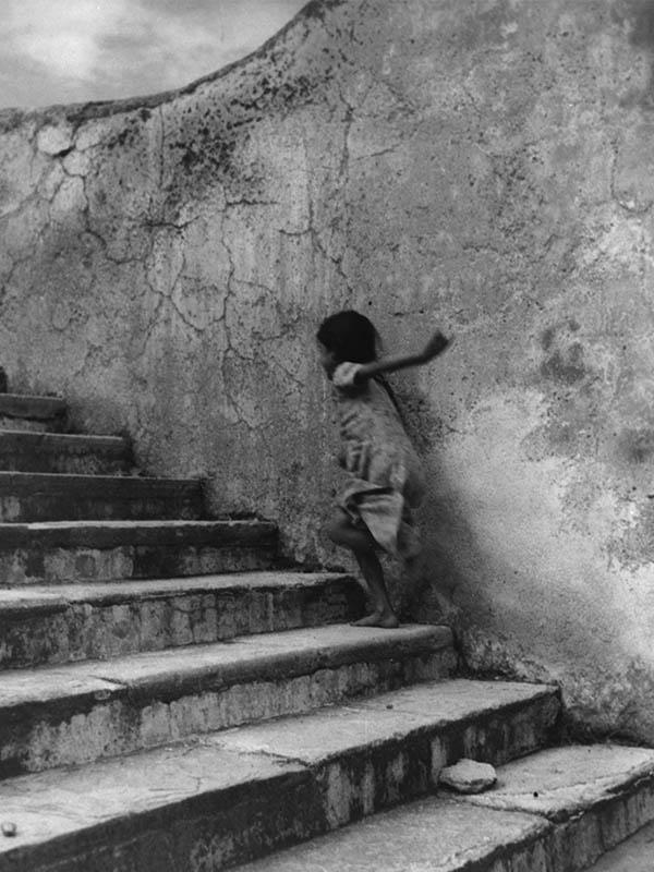 La primera fotógrafa profesional en México
