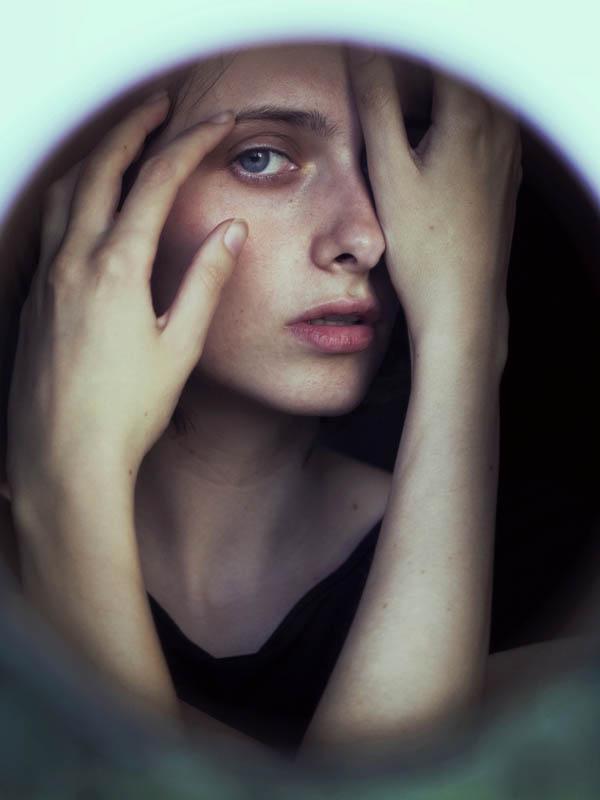 Retratos emocionales por la fotógrafa Isabella Bubola