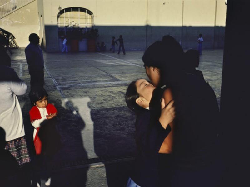 El mejor fotógrafo periodista Alex Webb