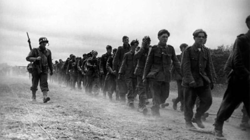 Robert Capa fotógrafo de la II Guerra mundial