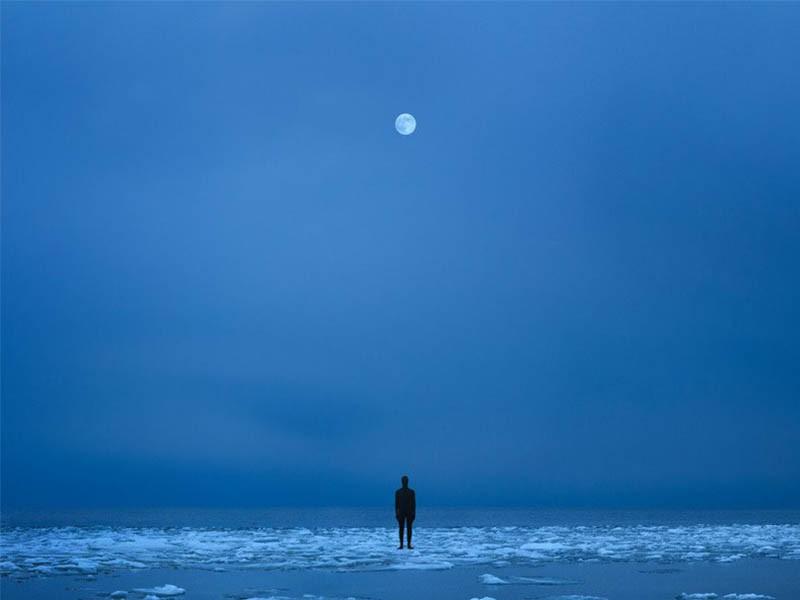 Fotografías surrealistas y melancólicas de Gabriel Isak