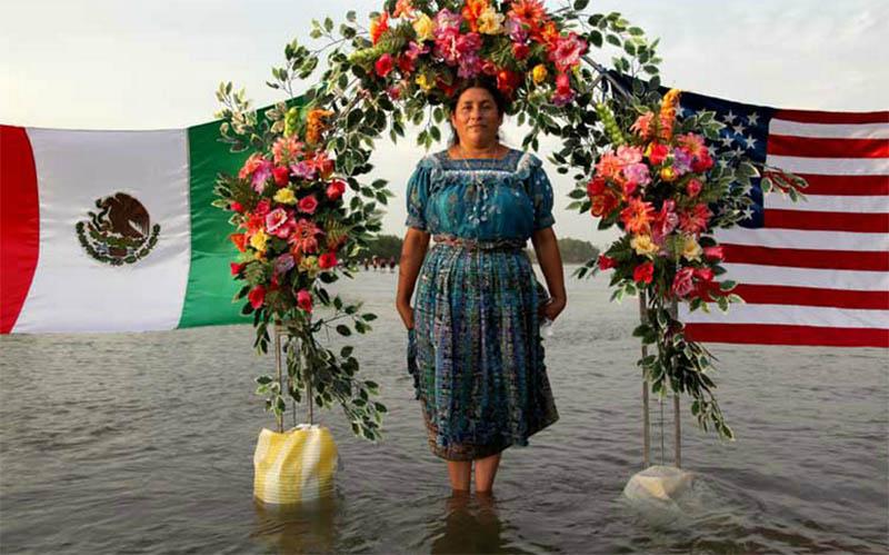 Gran fotógrafo periodista del Mexicano Eniac Matinez