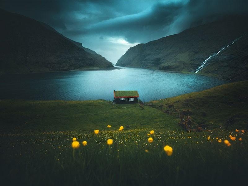 Cuma Cevik y la magia de la fotografía de paisajes