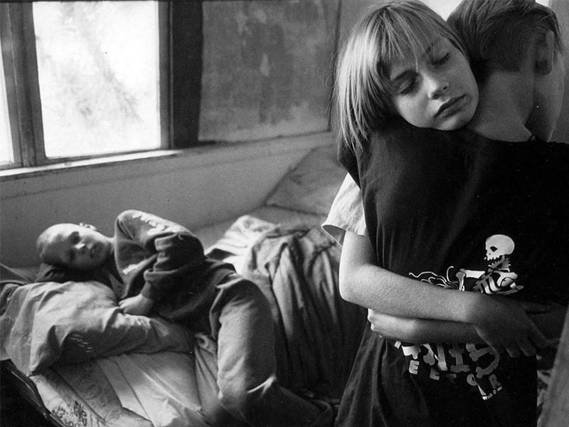 La legendaria fotógrafa Mary Ellen Mark