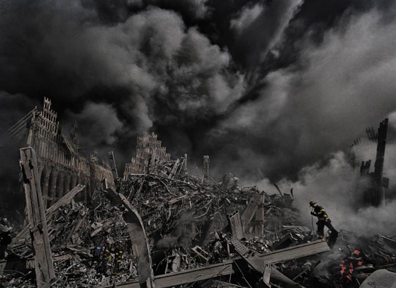 11 de septiembre en fotografías