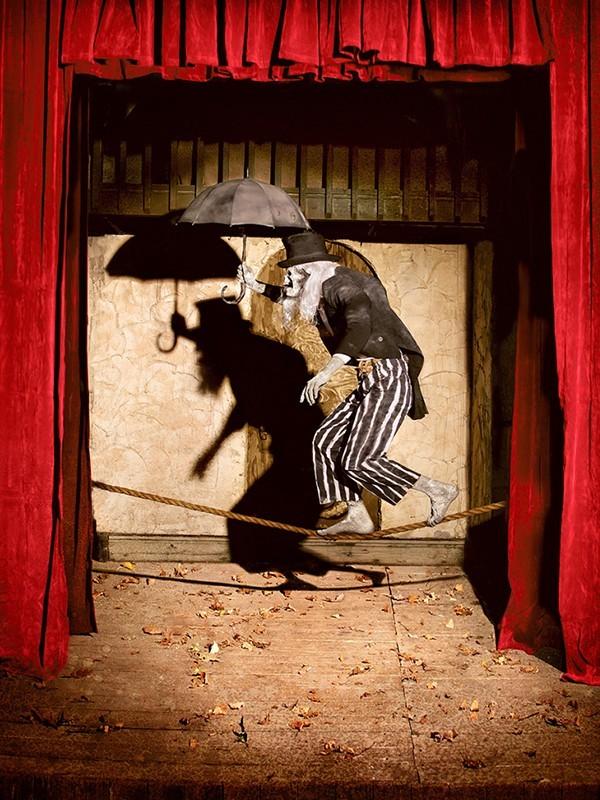 Joshua Hoffine, el gran fotógrafo del terror.