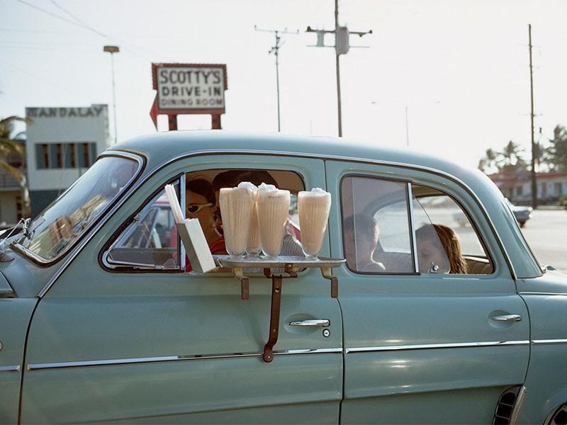 Joel Meyerowitz el padre de la fotografía callejera a color.