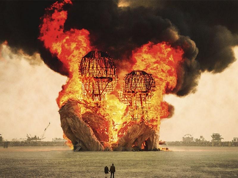 Fotografías de ensueño del festival burning man por Victor Habchy