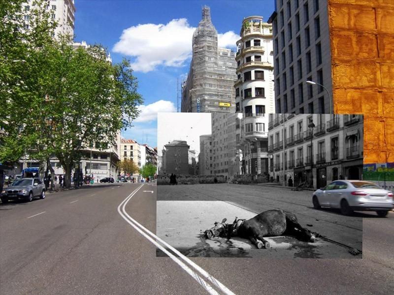 Pasado en paralelo en la fotografía de Sebastian Maharg