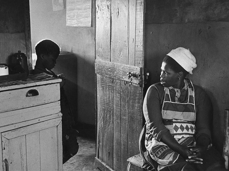 Grandes maestros de la fotografía documental.