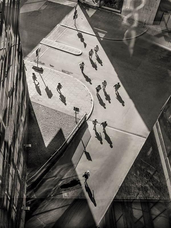 """""""To Work"""" por Audun Nygaard, Noruega, Preselección, Open, Fotografía Urban"""
