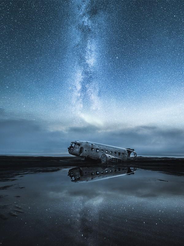 Paisajes oníricos del increíble fotógrafo Mikko Lagerstedt