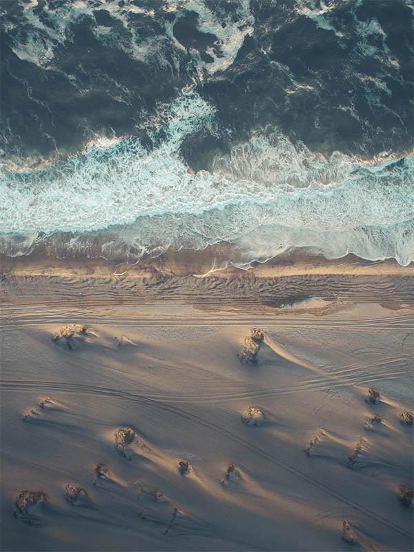 El poder del océano a través de las fotografías de Tobias Hägg