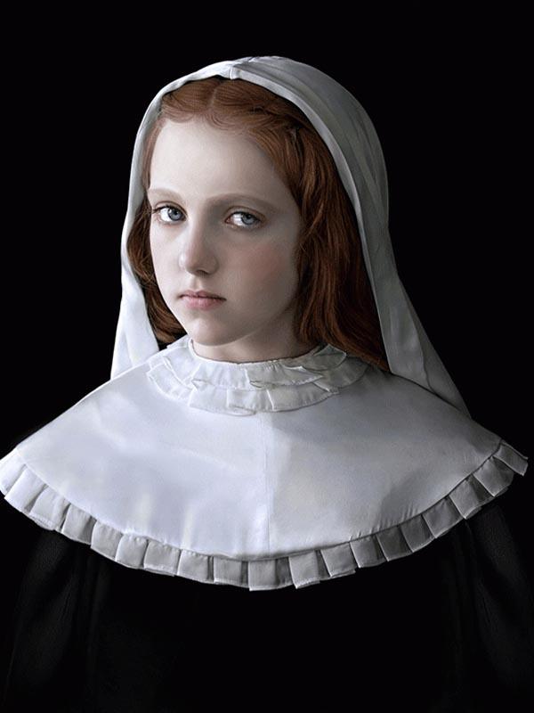 Las fotografías barrocas de Adriana Duque