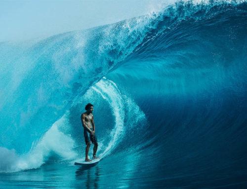 Gigantes olas captadas por los mejores fotógrafos en surf 2020 de Nikon
