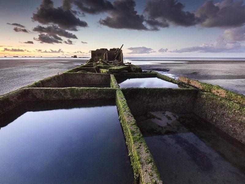 Fotografías que celebran la belleza de los sitios históricos alrededor del mundo