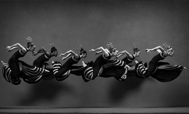La danza y la moda capturada a través de de la fotografía