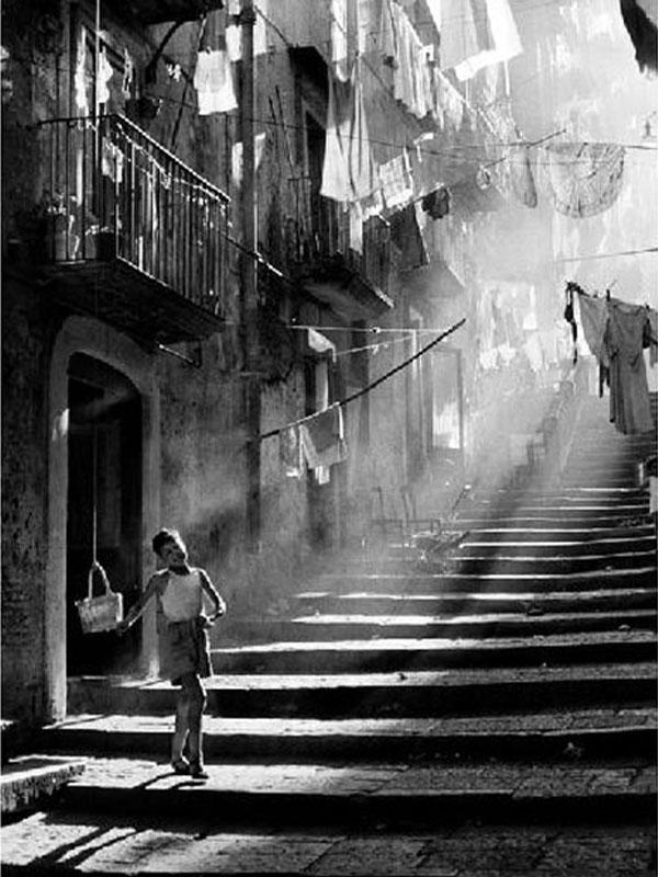 Fotografías de la postguerra europea hechas por Piergiorgio Branzi