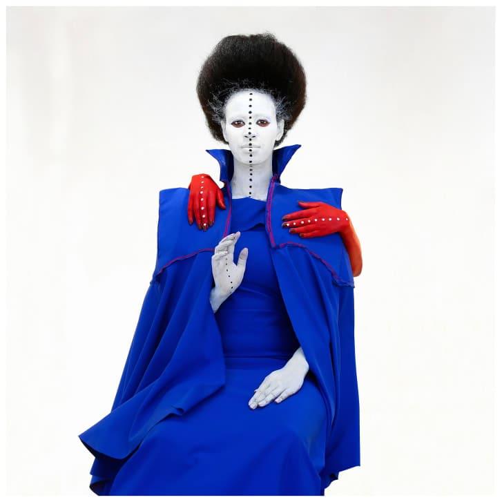 Los retratos Surrealistas de Aida Muluneh Retratos