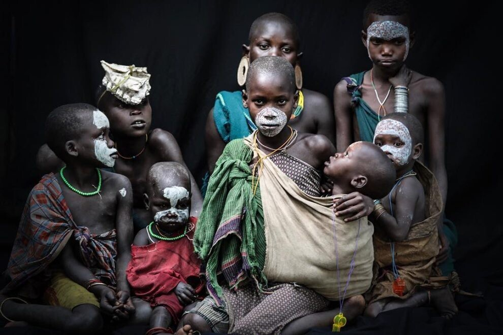 Olga Michi fotografía documental sobre la vulnerabilidad de la infancia